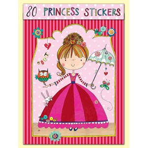 Stickers pakning, 80, Princess