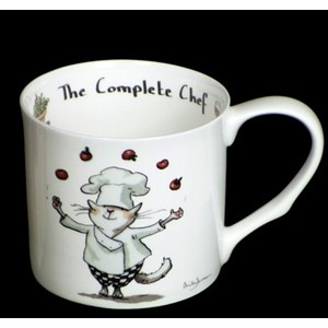 "Krus Two Bad Mice, 400ml, ""The Complete Chef"""