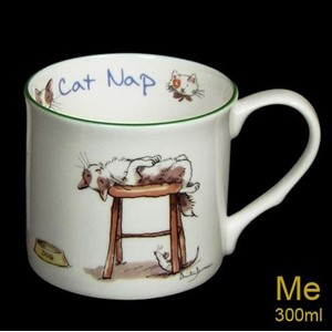 Krus Two Bad Mice, 300ml, Cat Nap