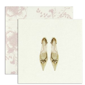 Minikort, Cid Pear, Bridal Shoes