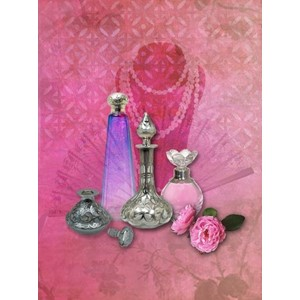 Kort 178x122 Crystal Collection, Perfume