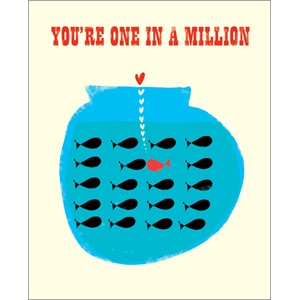 Kort, Ink Press, You`re One in a Million
