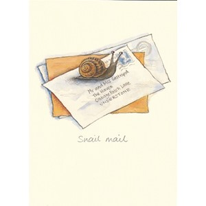 Kort Two Bad Mice: Snail mail