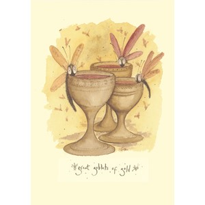 Kort Two Bad Mice: Great Goblets of Gold