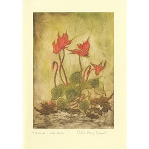 Kort Two Bad Mice: Cyclamen - Water Sprite