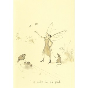 Kort Two Bad Mice: A Walk in the Park