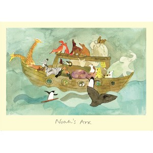 Kort Two Bad Mice: Noah`s Ark