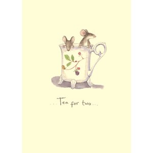Kort Two Bad Mice: Tea for two