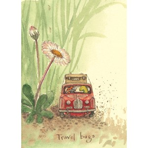 Kort Two Bad Mice: Travel Bugs