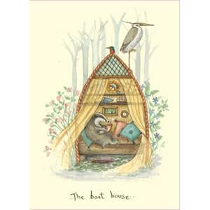 Kort Two Bad Mice: The Boat House