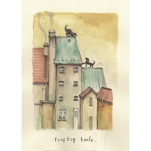 Kort Two Bad Mice: Rooftop Tales
