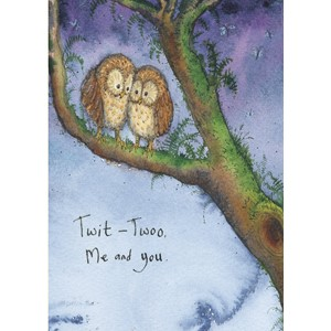 Kort Two Bad Mice: Twit-Twoo, Me and You