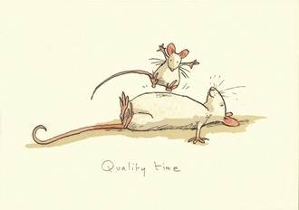 Kort Two Bad Mice: Quality time