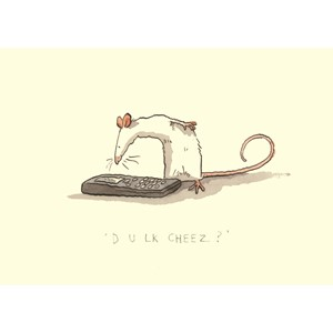 Kort Two Bad Mice: D U LK CHEEZ ?