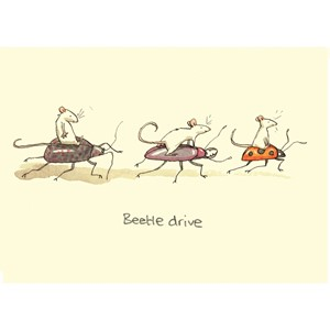Kort Two Bad Mice: Beetle Drive
