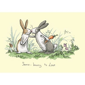 Kort Two Bad Mice: Some Bunny to Love