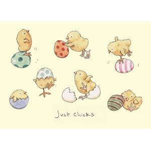Kort Two Bad Mice: Just Chicks