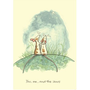 Kort Two Bad Mice: You, Me and the Stars