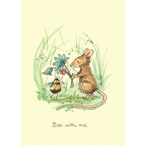 Kort Two Bad Mice: Bee With Me
