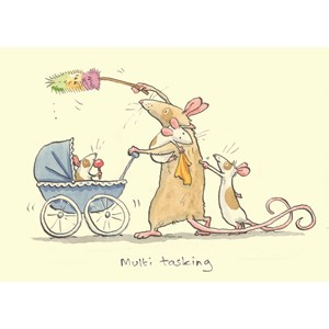 Kort Two Bad Mice: Multi Tasking