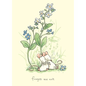 Kort Two Bad Mice: Forget Me Not