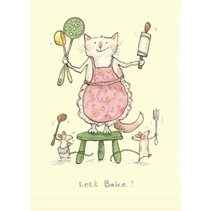 Kort Two Bad Mice: Let`s Bake!