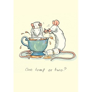 Kort Two Bad Mice: One Lump or two?