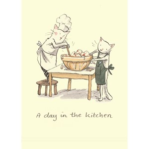 Kort Two Bad Mice: A Day in the Kitchen