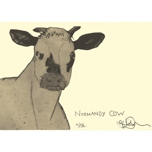 Kort Two Bad Mice: Normandy Cow