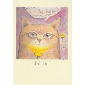 Kort Two Bad Mice: Fat Cat